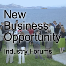 New Business Opportunities with Industry Forums